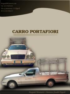 Carro portafiori_pasquale montuoro