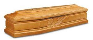 Bara in legno_onoranze funebre napoli